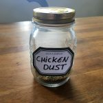 Chicken dust BBQ rub